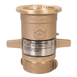 Boquilla Para monitor de Agua